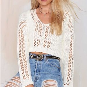 R101(103)Take it easy Sweater